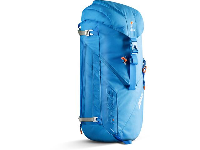 ABS P.RIDE Zip-On 45+5 Selkäreppu, ocean blue